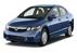 Honda Civic car hire rates