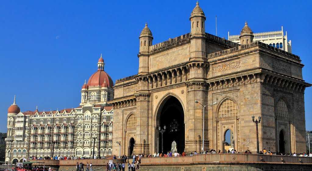 Gateway of India-car rentals in mumbai