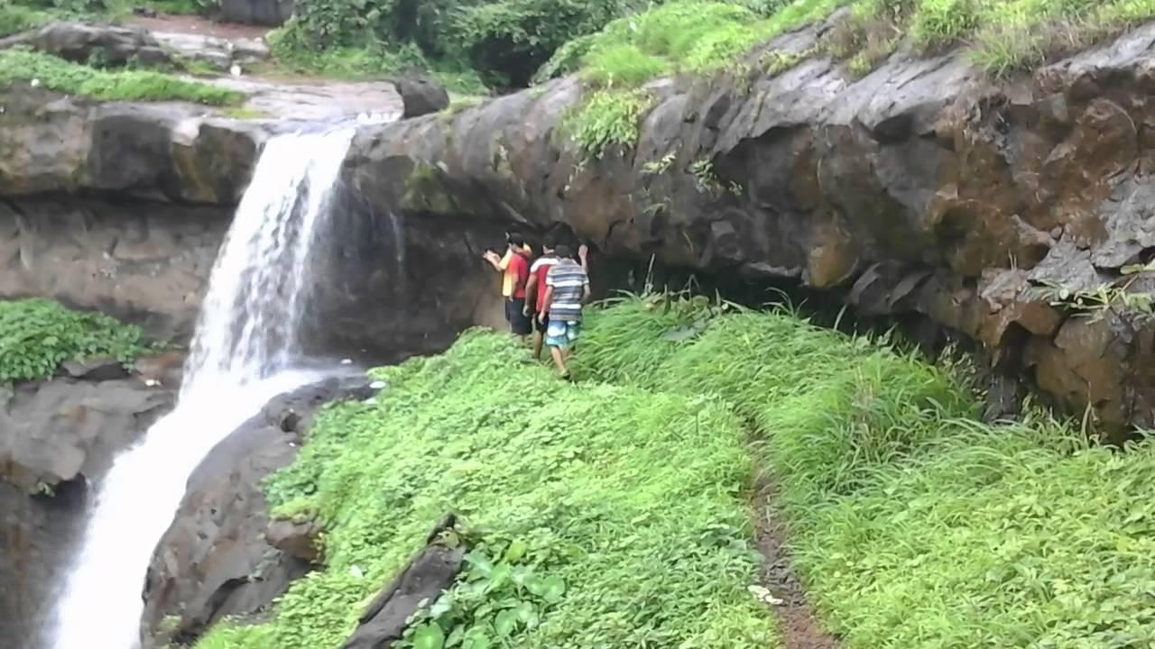 Vangani Waterfall-car rentals in Mumbai
