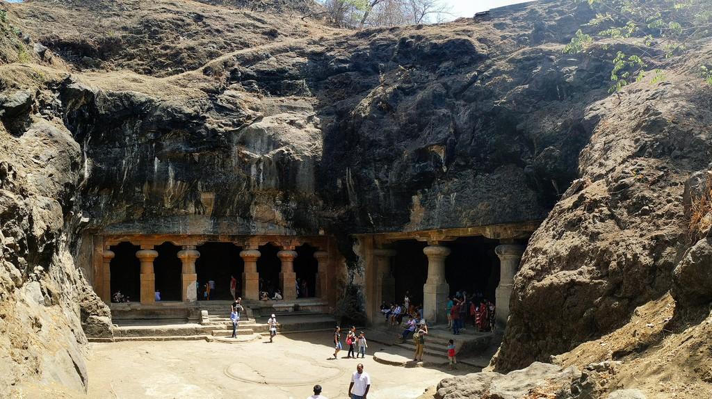 Elephanta Caves-pune cab services