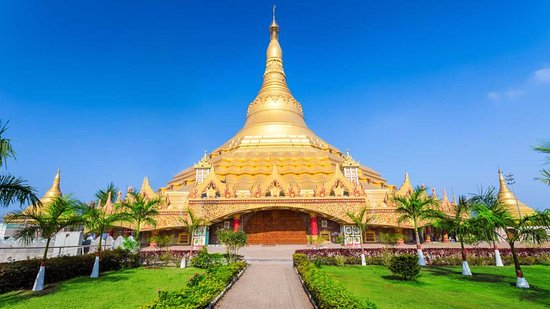 Global Vipassana Pagoda-PUNE TO MUMBAI TAXI