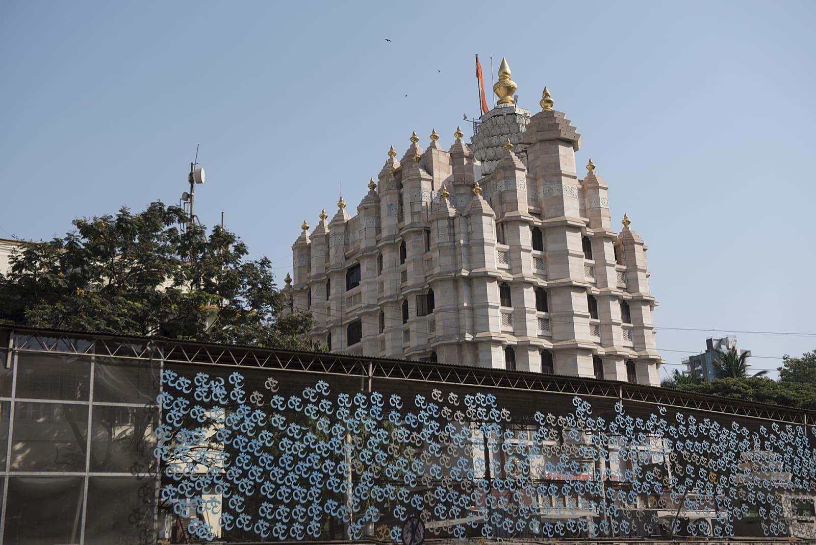 Siddhivinayak Temple-pune to mumbai cab